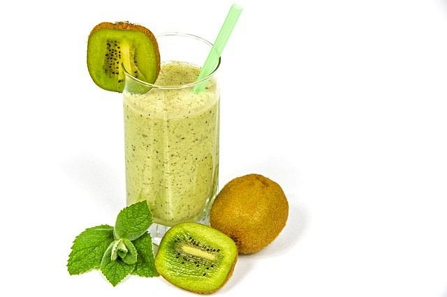 Kiwi Smoothie. Smoothie Flavors. Everything You Should Find Out About Smoothies. #smoothielovers