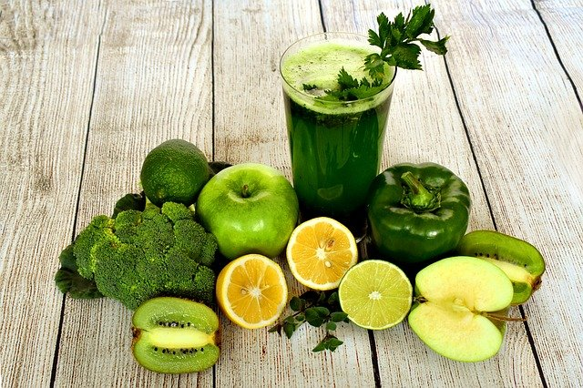Detox Smoothie Recipe for Weight Loss and Liver Detox