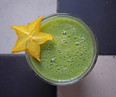 Best Healthy Vegan Green Smoothie Recip